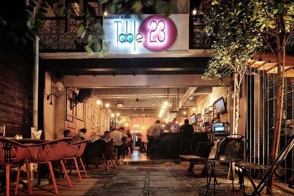 Table 23 Restaurant & Bar