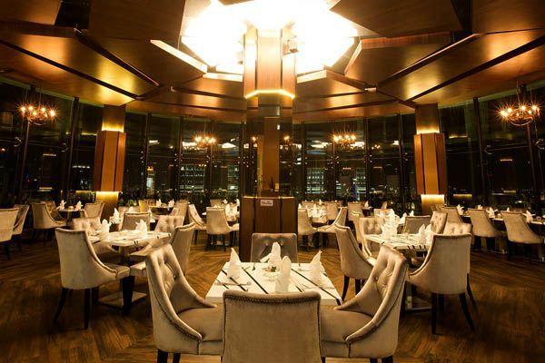 Hemisphere Restaurant Amp Bar Western Regalia Residence