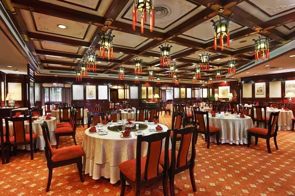 Ming Palace Chinese Restaurant Chinese Corus Hotel