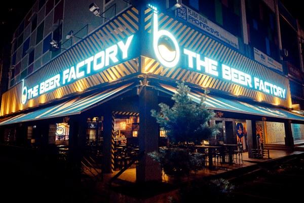 The Beer Factory Bandar Puteri Puchong - Western, Bandar Puteri, Kuala  Lumpur | TABLEAPP