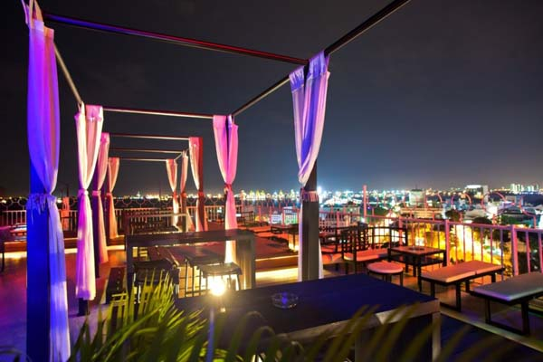 Three Sixty Revolving Restaurant Rooftop Bar
