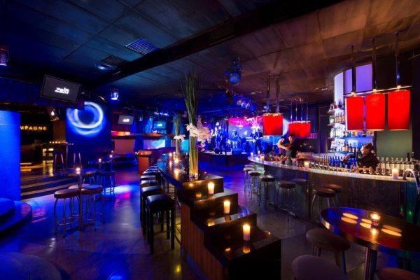 Zeta Bar Western Hilton Kuala Lumpur Kuala Lumpur